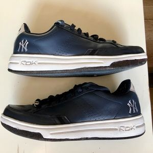 G-Unit Reebok Shoes Sneakers NY New York Yankees